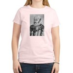 Power of Mind: Montaigne Women's Pink T-Shirt