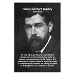 British Idealism Bradley Large Poster