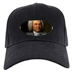 Glory God Music J. S. Bach Black Cap