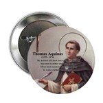 Theology Thomas Aquinas Button