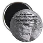 Anaximenes Air Philosophy Magnet