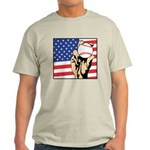 American Baseball Light T-Shirt