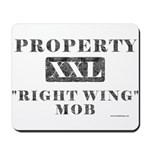 Right Wing Mob Mousepad