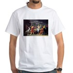 Know Thyself Socrates Quote White T-Shirt