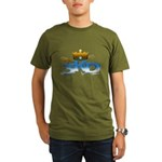 3 Kings Day Organic Men's T-Shirt (dark)