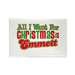 Christmas Emmett Rectangle Magnet (10 pack)