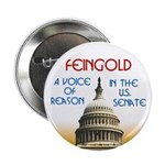 Pro-Feingold Senate campaign button