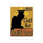 Mardi Gras Mini Poster Print