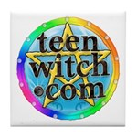 TeenWitch  Tile Coaster