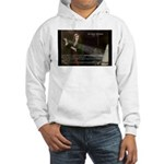 Isaac Newton Laws Motion Hooded Sweatshirt