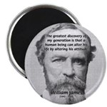 "Attitude Perception on Life 2.25"" Magnet (10 pack)"