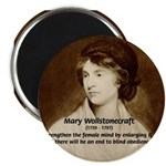 "Philosophical Feminism 2.25"" Magnet (100 pack)"