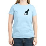 Two Sided Tripawd Power Three Legged GSD T-Shirts (See bottom of page)