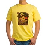 """Gift of Love"" Yellow T-Shirt"