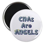 """CNAs Are Angels 2.25"""" Magnet (100 pack)"""