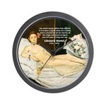 Impressionist Art Manet  Wall Clock