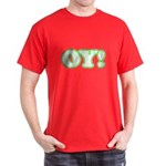 Christmas Oy! Dark T-Shirt