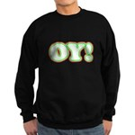 Christmas Oy! Sweatshirt (dark)