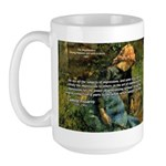 Pissarro Art of Impressions Large Mug