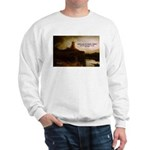 Rembrandt Painting & Quote Sweatshirt
