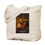 Art & Atmosphere Rembrandt Tote Bag