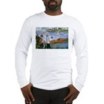 Renoir Painting: Art & Beauty Long Sleeve T-Shirt