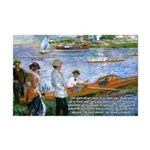 Renoir Painting: Art & Beauty Mini Poster Print