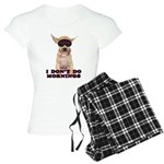 Dog Women's Pajamas