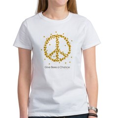 Beegeek Peace Women's T-Shirt