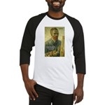 Vincent Van Gogh Quote Baseball Jersey