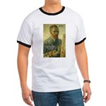 Vincent Van Gogh Quote Ringer T