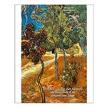 Artist Van Gogh Painting Small Poster