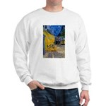 Vincent Van Gogh Color Art Sweatshirt