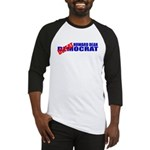 Howard Dean Defeatocrat Baseball Jersey