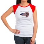 Lacrosse TheseColors Women's Cap Sleeve T-Shirt