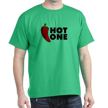 Hot One Chili Pepper Shirt