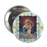 "MTA - Our Lady of Schoenstatt 2.25"" Button (100 pa"