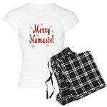 Yoga Christmas Women's Light Pajamas