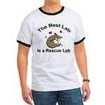 Best Rescue Lab Ringer T
