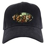 Intoxication Nietzsche Art Black Cap