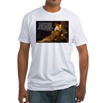 Religious Art & Beauty Fitted T-Shirt