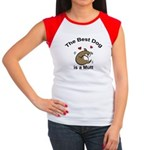 Best Mutt Dog Women's Cap Sleeve T-Shirt
