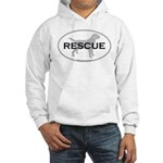 RESCUE Hooded Sweatshirt