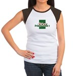 Poker Women's Cap Sleeve T-Shirt