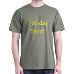 My Only Tuesday Green T-Shirt