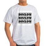 Compliance Disclosure Ash Grey T-Shirt