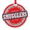 Smugglers Notch Ski Resort Vermont Round Ornament