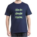 Atomic Wedgie Master Navy Blue T-Shirt