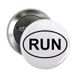 "Run Runner Running Track Oval 2.25"" Button (10 pac"