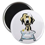 Rub-a-Dub Labrador Magnet